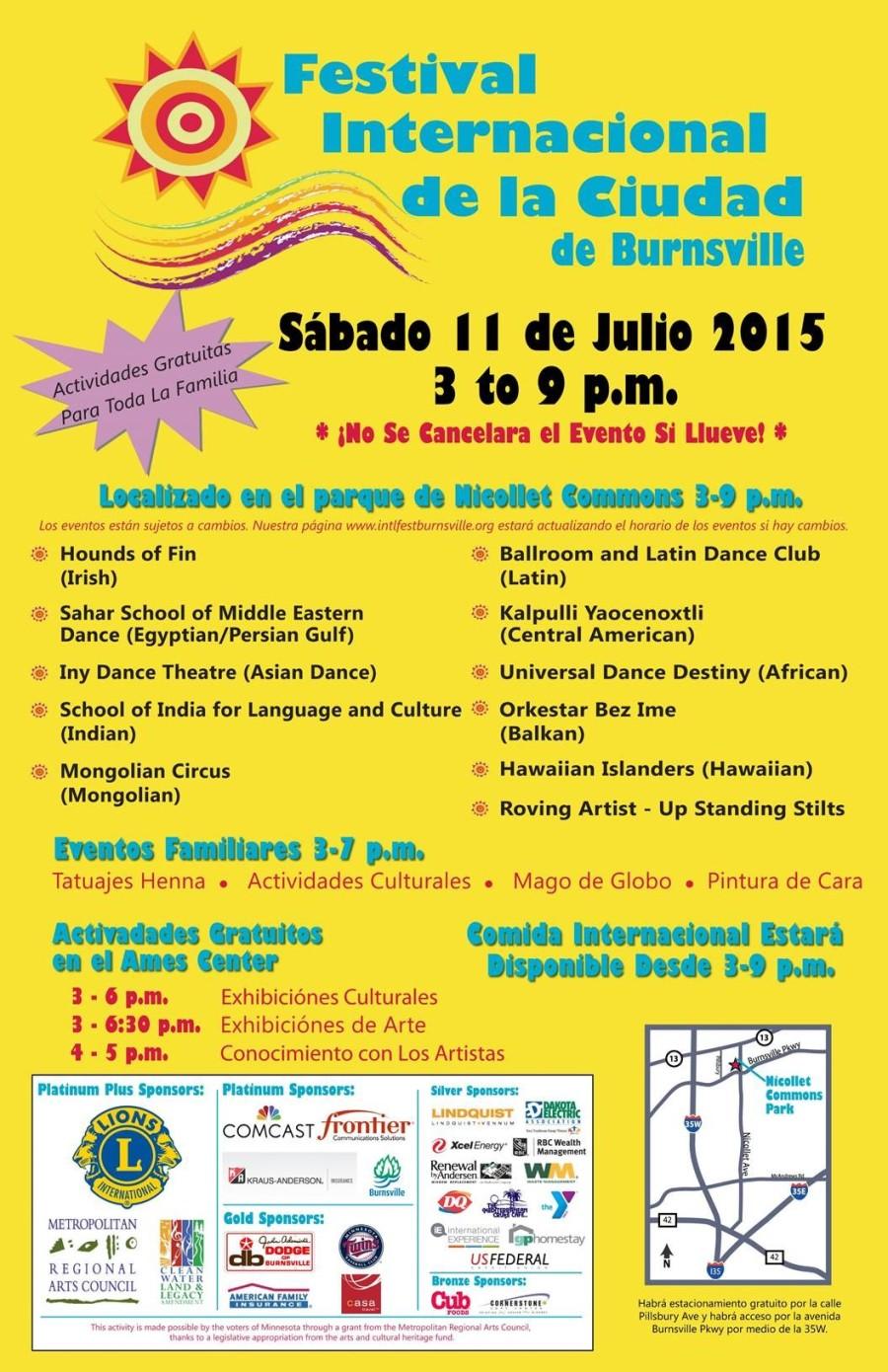 IFB Spanish Poster 1